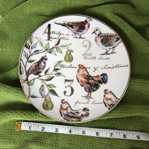"Better homes and garden 9"" plate"